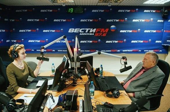Анна Шафран радиоведущая