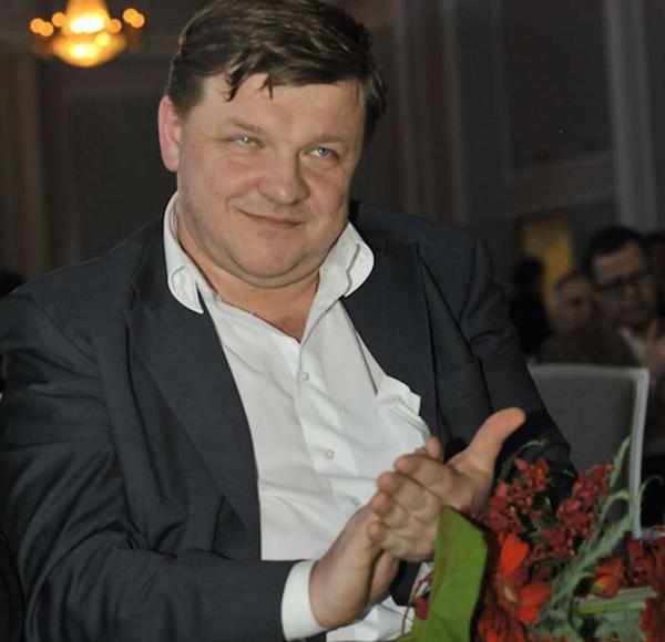 Сергей Кушнерев легендарная личность на телевидении