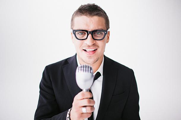 Антон Беляев посвятит своему сыну песню