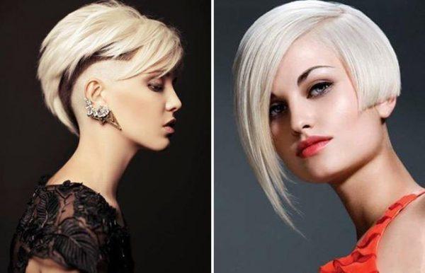 Причёски 2017 года женские на короткие волосы