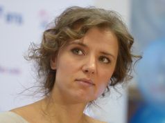 Ксения Алферова рассказала о том, как ей не хватает отца