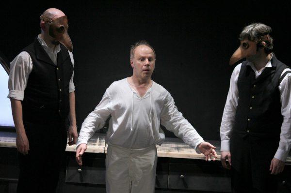 Актер Авангард Леонтьев до сих пор принимает участие в театральных постановках