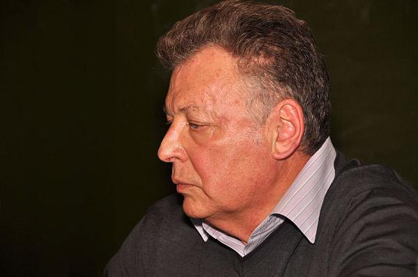 Поэт Игорь Волгин