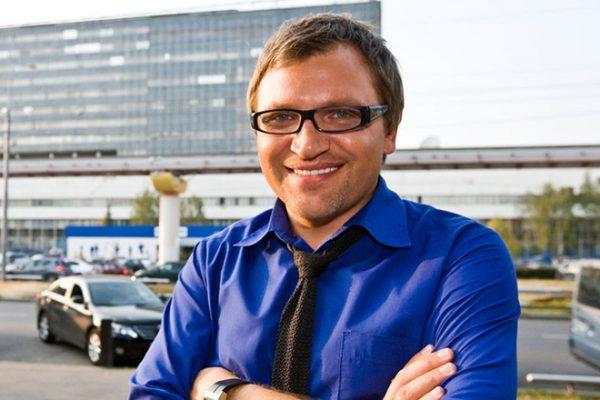 Журналист Такменёв Вадим
