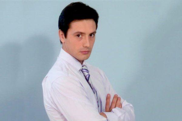 Актер Алексей Онищенко