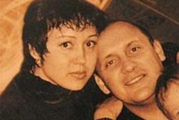 Певец Стас Михайлов с первой женой