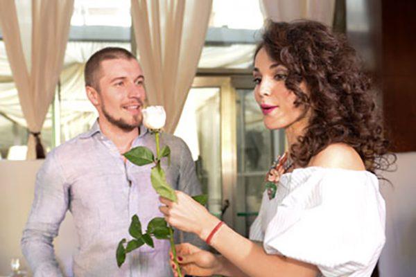 Сати Казанова и Артур Шачнев