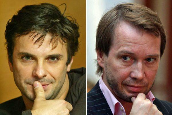Сергею Астахову приписывали интимную связь с актером Евгением Мироновым