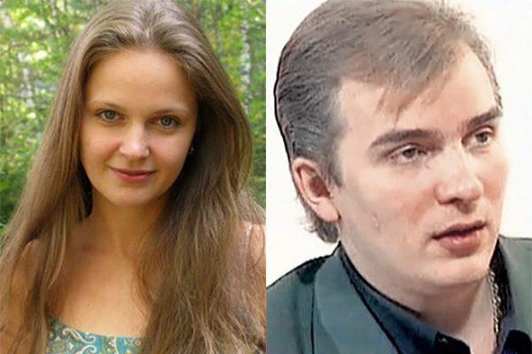 Второй муж актрисы Игорь Рус