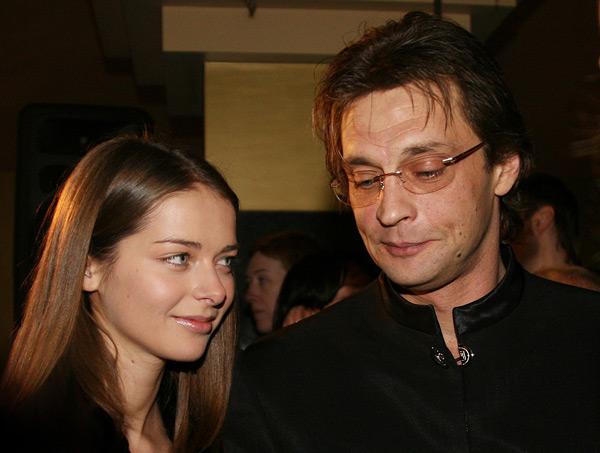 Александр Домогаров и Марин Александрова