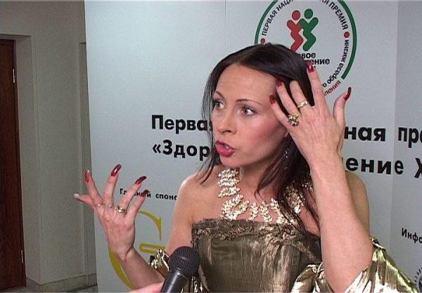 Марина Хлебникова: фото