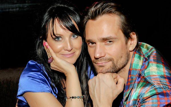Дмитрий Миллер с женой: фото