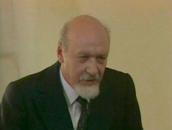 Актер Геннадий Карнович-Валуа