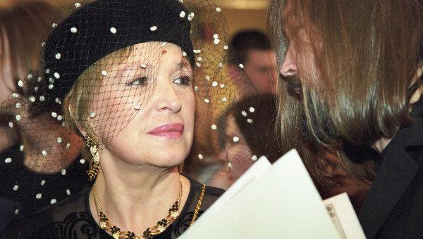 Актриса Клара Лучко: последние годы жизни