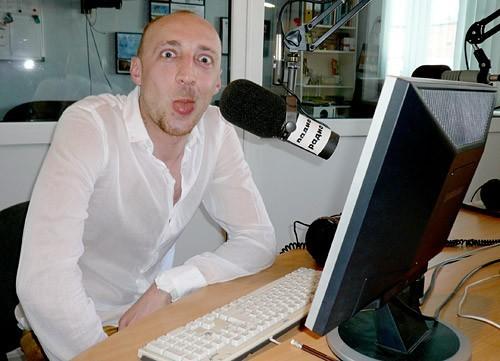 Сергей Гореликов работал ведущим на радио