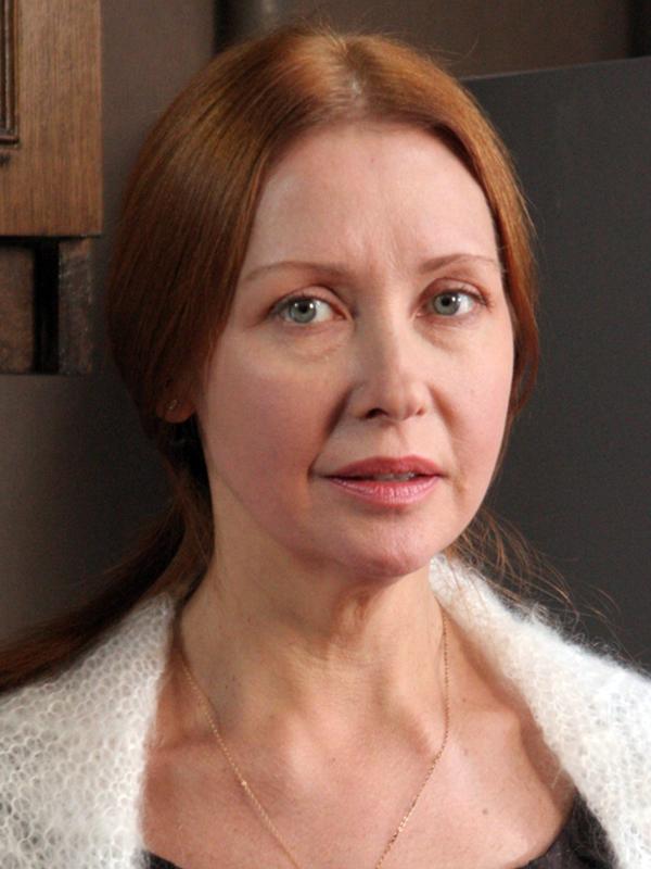 Известная актриса Светлана Рябова