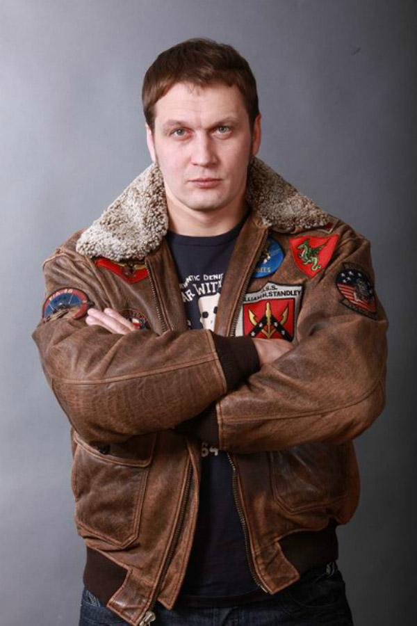 Павел Новиков на военной службе