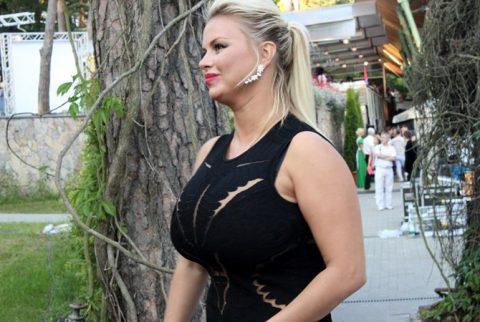 Анна Семенович опровергла слухи о своей беременности