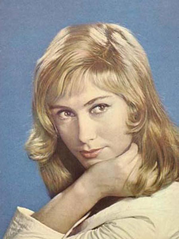 Актриса Ирина Мирошниченко в молодости
