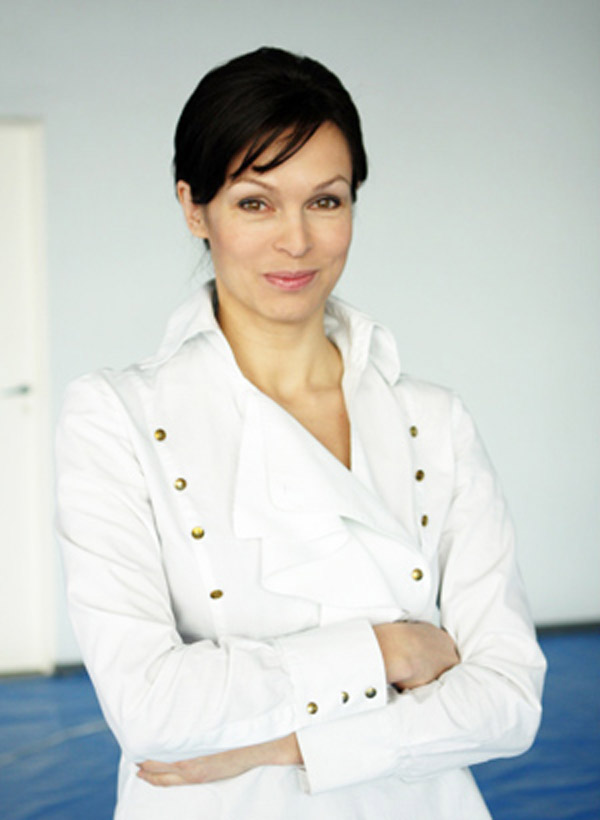 Актриса Татьяна Скороходова