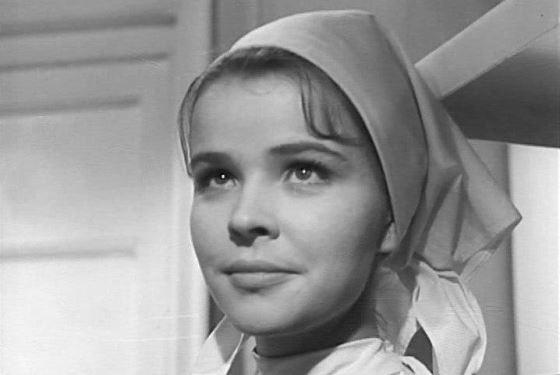 Тамара Семина в юности