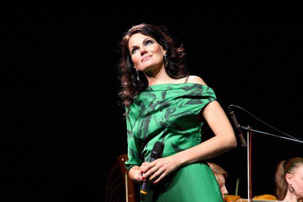 Нина Шацкая: певица