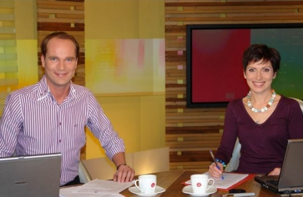 Светлана Зейналова: телеведущая