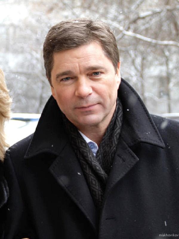 Российский актер Сергей Маховиков сейчас