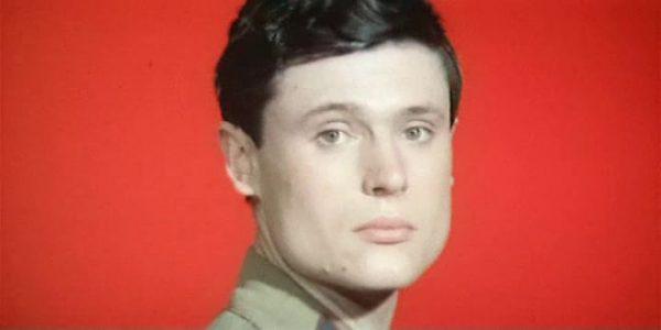 Борис Васильевич Токарев в молодости