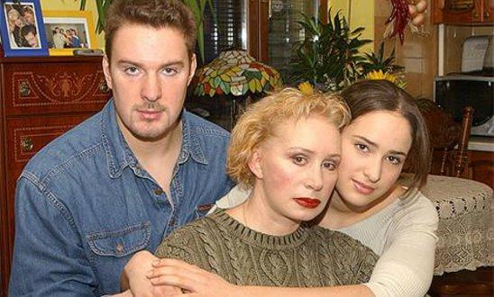 Елизавета Георгиевна Мартиросян с мамой Т. Васильевой