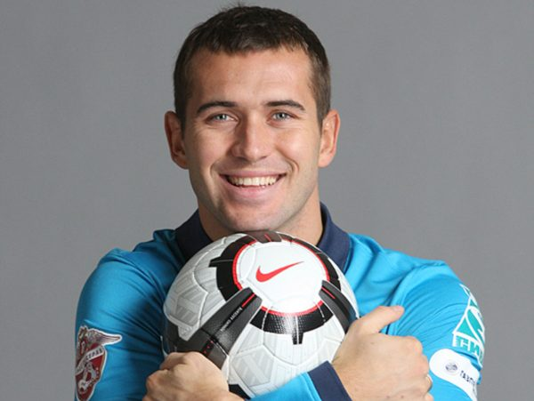 Кержаков Александр - звезда футбола