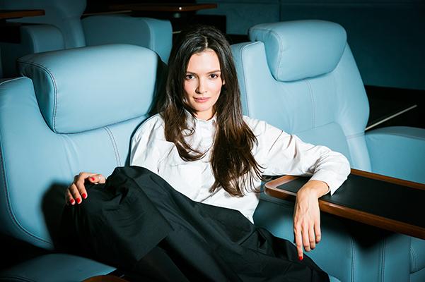 Паулина Андреева: фото