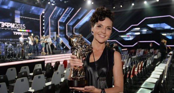 """За свою работу Анастасия Чернобровина получила премию """"Тэффи"""""""