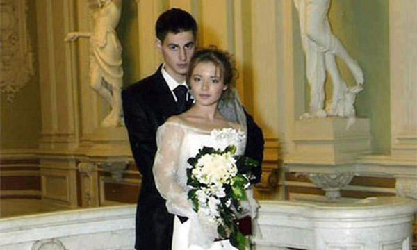 Артём Карасёв и Карина Разумовская