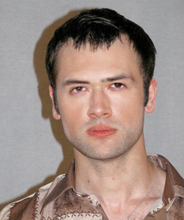 Анатолий Пашинин в молодости