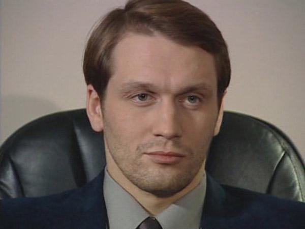 Актер Павел Новиков в начале карьеры
