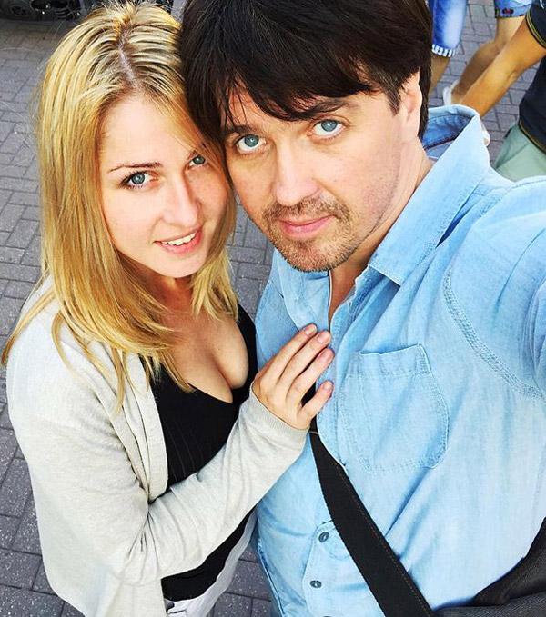 Денис Матросов и Ольга Головина