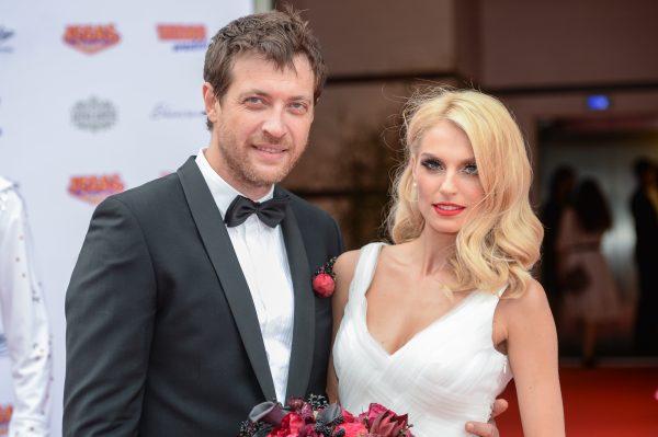 Кирилл Сафонов и Саша Савельева отметили пятилетие со дня их свадьбы