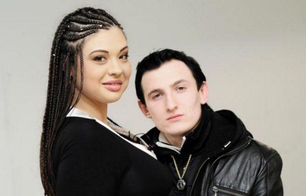 Влад Кадони с Инной Воловичевой