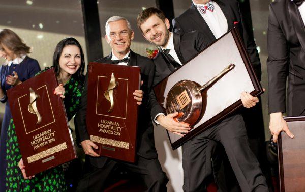 Орлов получил премию «Hospitality award» в 2005 году