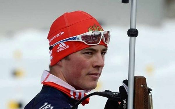 Антон Игоревич Бабиков: биатлонист