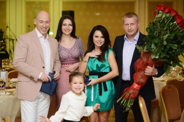 Дмитрий Гордон отмечает юбилей