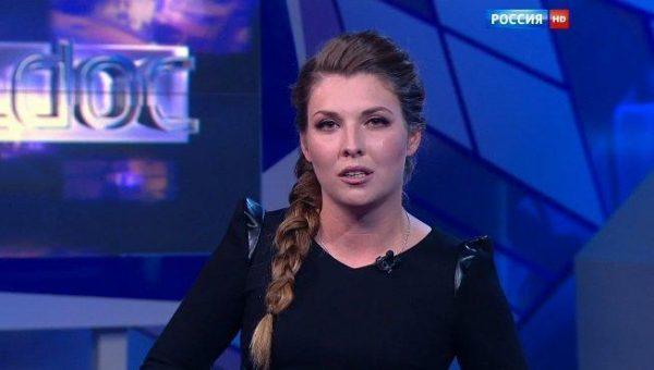 Ольга Скобеева: журналистка