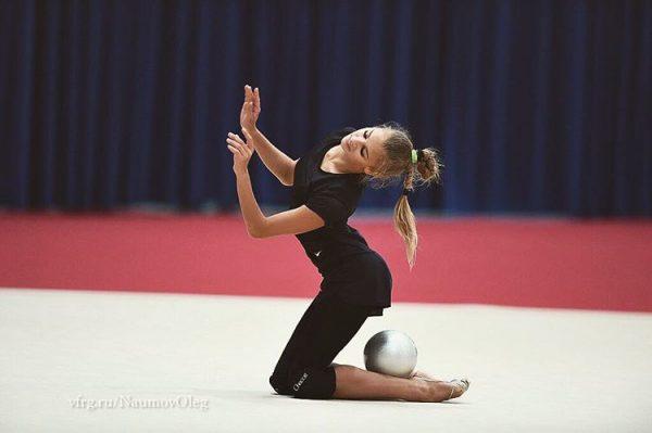 Александра Сергеевна Солдатова: спортсменка