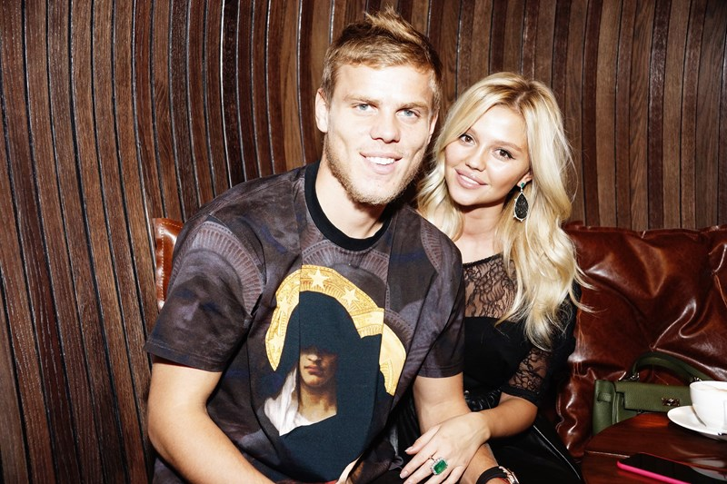 Александр Кокорин тайно женился