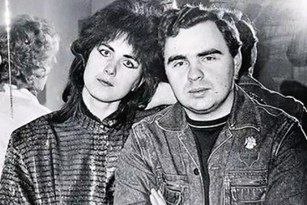 Светлана Разина и Валерий Соколов