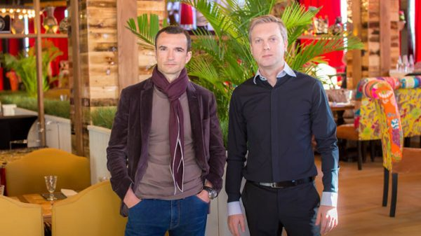 Александр Орлов и Сергей Светлаков