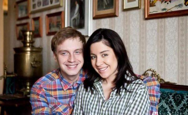 Алексей Гоман и Мария Зайцева