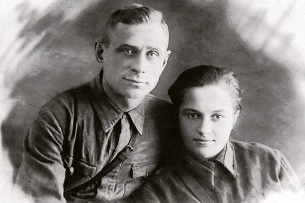Леонид Куценко и Людмила Павлюченко