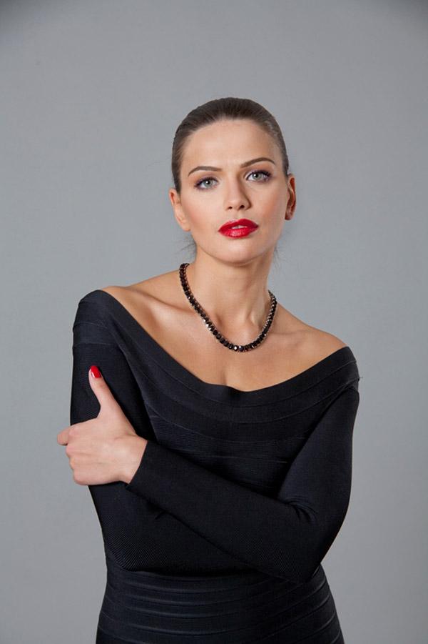 Актриса Юлия Галкина